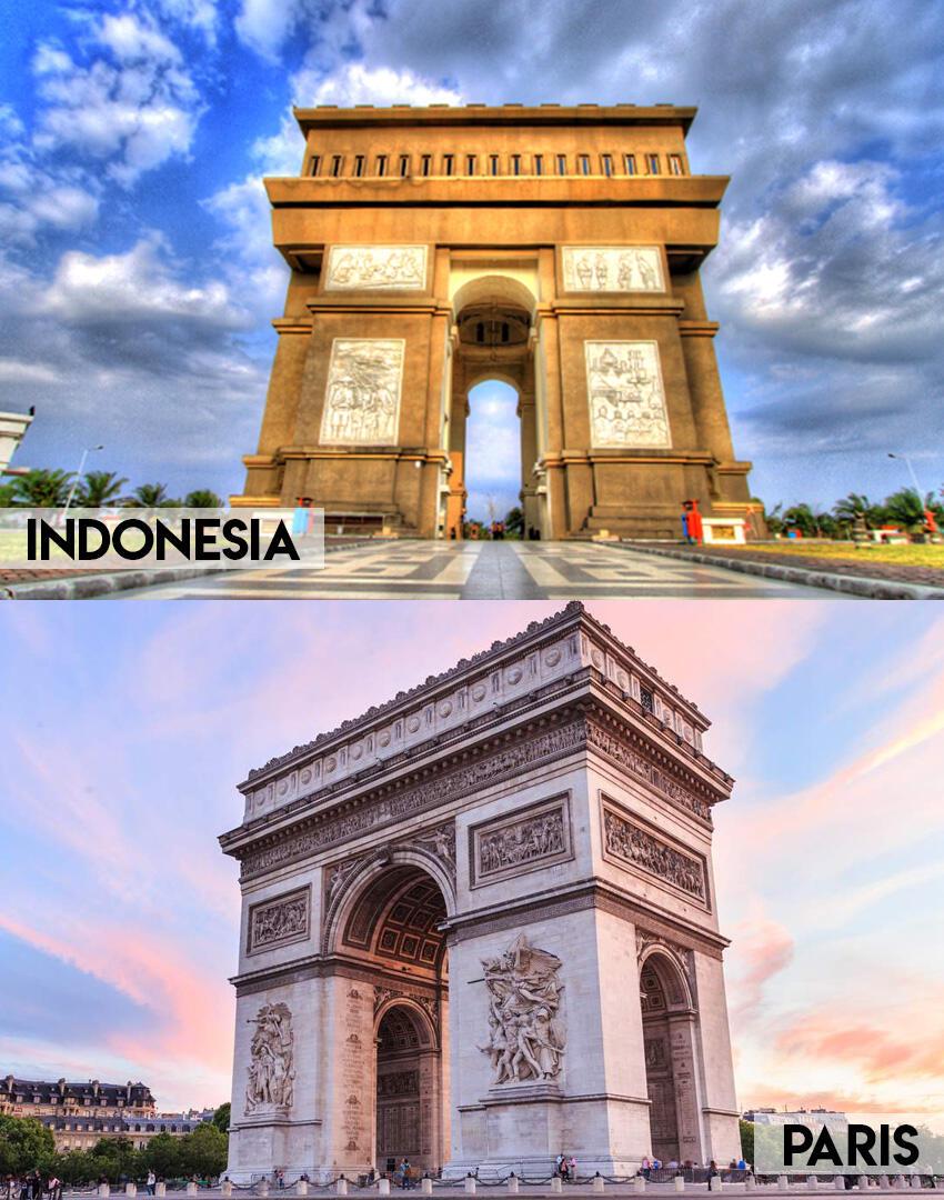 7 Wisata Indonesia yang Mirip dengan Luar Negeri, Keren Mana Ya?