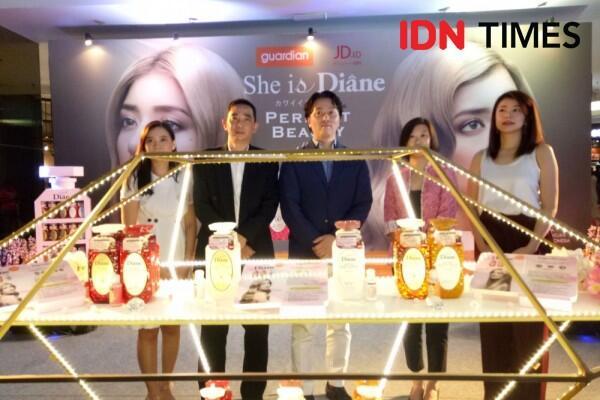 Moist Diane: Perawatan Rambut Premium Tanpa Silikon