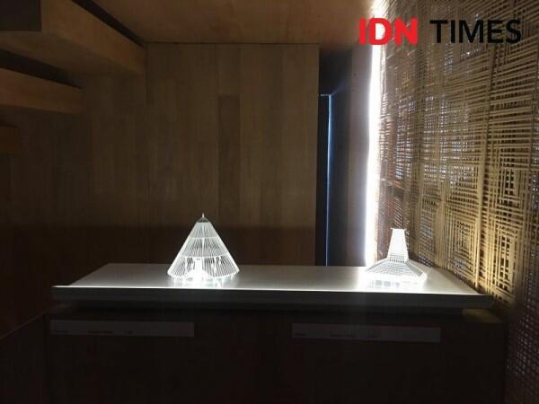 Menilik Karya Unik Arsitek Andra Martin di Museum MACAN, Sarat Makna