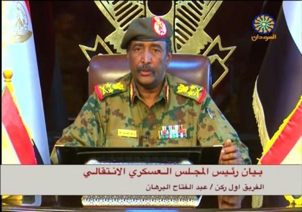 Kepala Dewan Militer Sudan yang Baru Janjikan Masa Transisi Damai