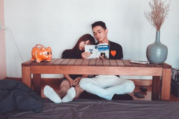 5 Kalimat Manis Pengganti 'I Love You' Ini Bikin Pasangan Makin Cinta