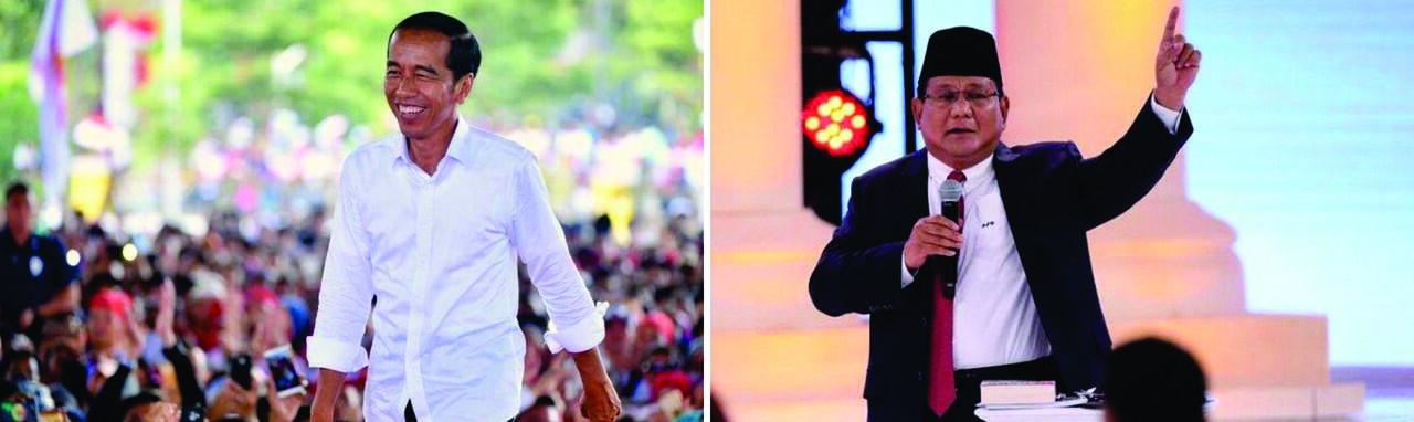 Jokowi Diramal Menang