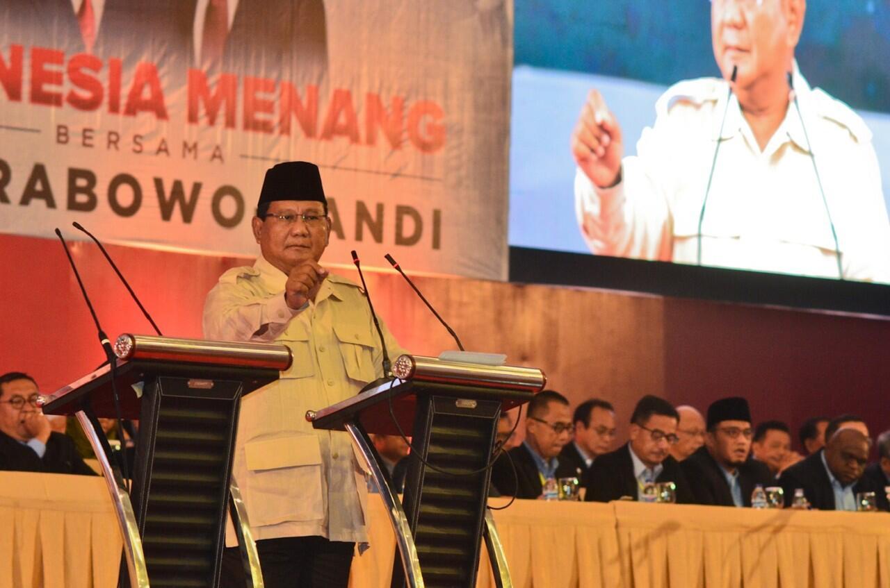 Calon Menteri Prabowo, Disindir Barisan Sakit Hati