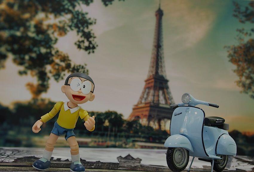Ngintipin Beberapa Karya Toy Photography yang Keren. Wajib Follow Gan!