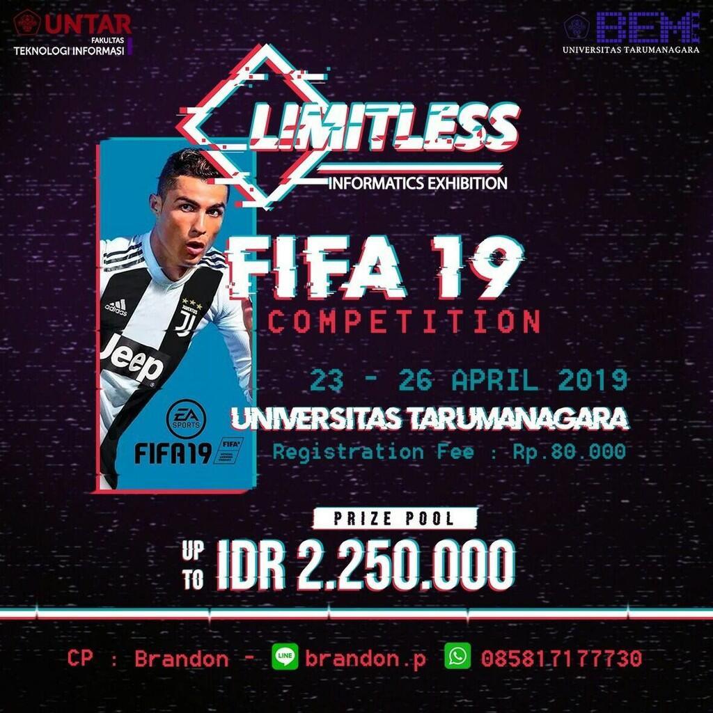 Tournament IE FIFA19
