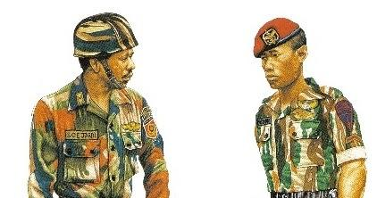 Pakai Kaus dan Celana Pendek, Pria Ini Mampu Redam Pertikaian Kopassus Vs Marinir