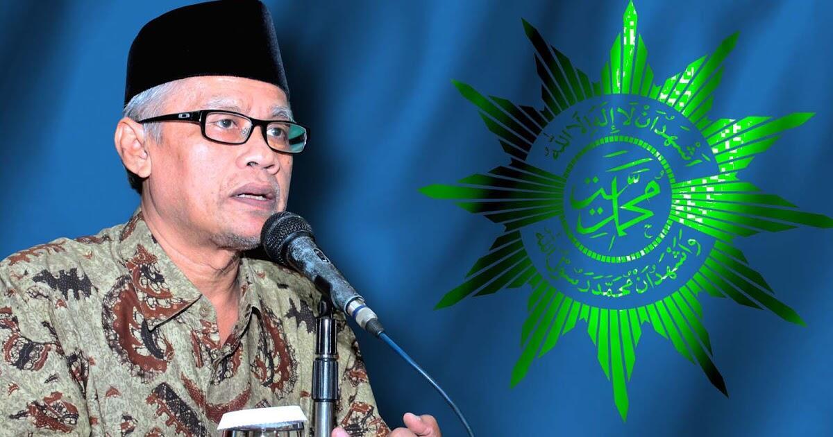 Ketum Muhammadiyah Haedar Nashir Ajak Lapang Hati Terkait Pemilu
