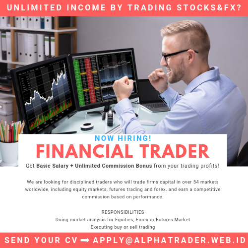 Lowongan Financial Trader