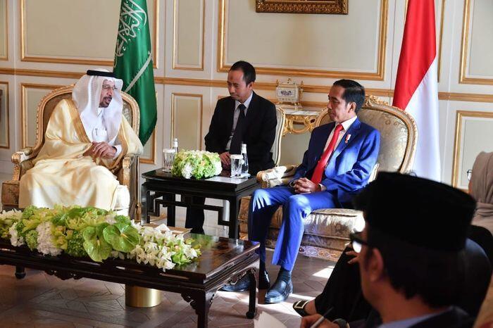 Kompromi ulang investasi Arab Saudi di Cilacap