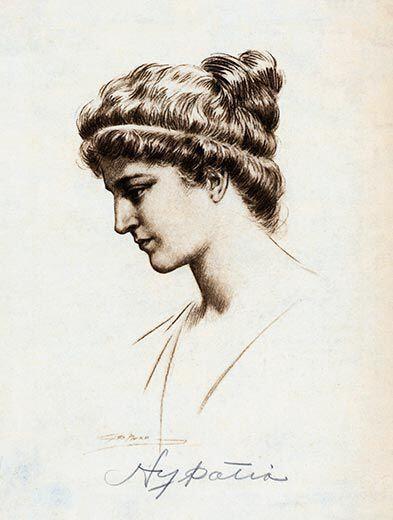 Hypatia, Wanita Pertama Yang Dibunuh Karena Penelitian Ilmiah