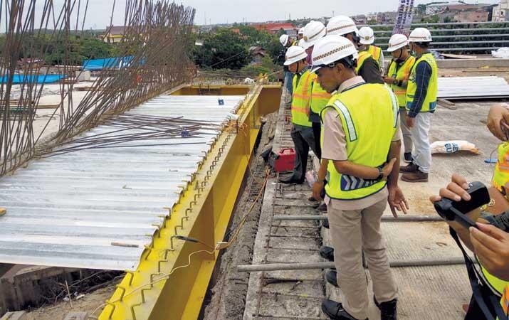 Bautnya HILANG DICURI, Jembatan 'MEGAH' SIAK IV Baru Di Resmikan Akan Di Tutup