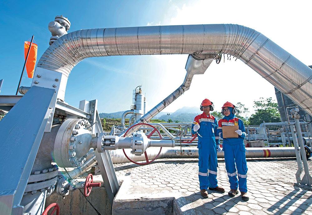 PHE Jambi Merang Mulai Pasok Gas Industri di Jawa Barat
