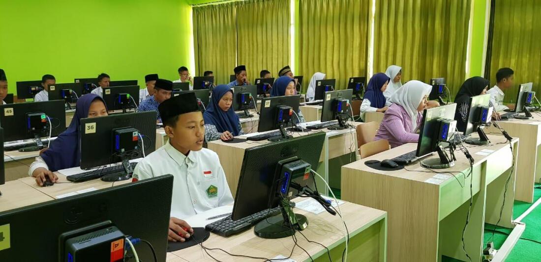 Lebih 12 Ribu Siswa Ikuti Seleksi Nasional Masuk Madrasah 2019