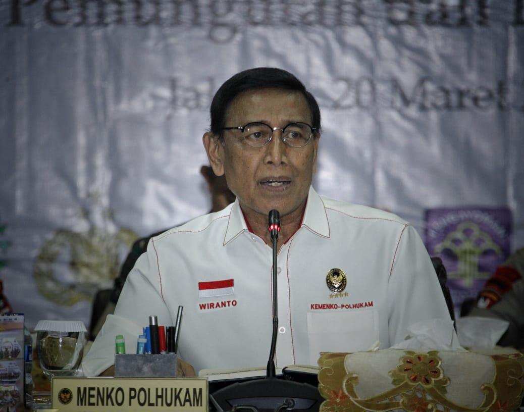 Kepala Daerah Diminta Ikut Pantau Pelaksanaan Pemilu 2019