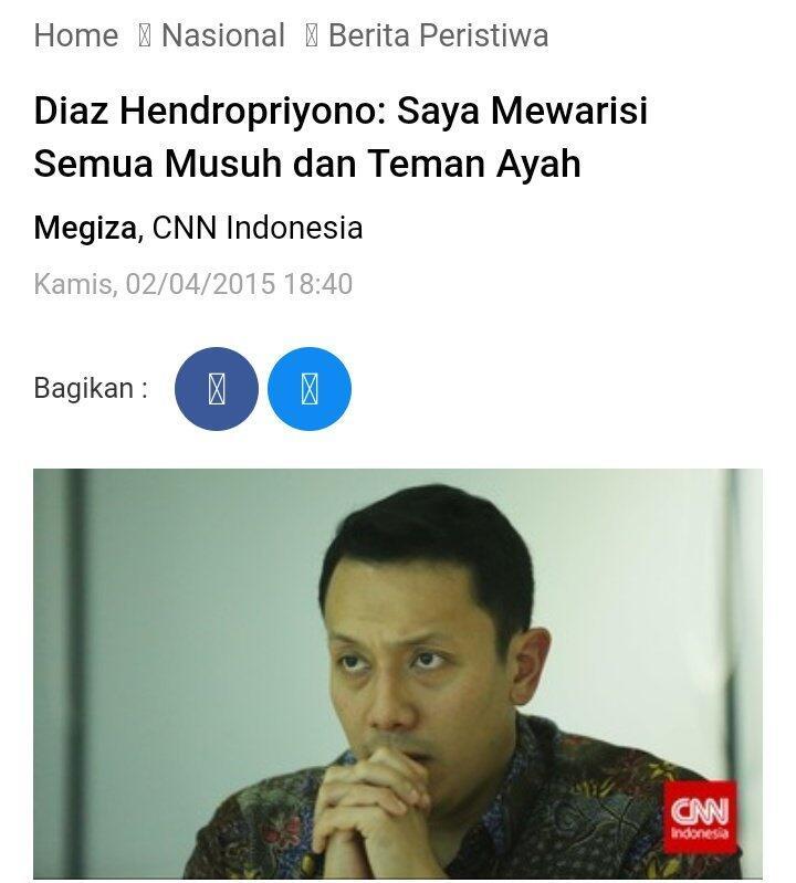 Sudirman Said kecewa, banyak akun pendukung Prabowo diretas