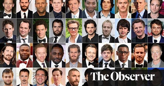 Aktor Inggris Digaji Lebih Kecil Dibanding Aktor Amerika di Hollywood