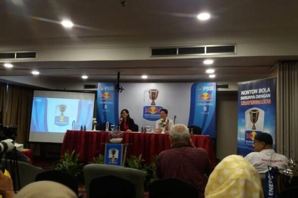 Hasil Undian Babak 8 Besar Piala Indonesia 2018/2019