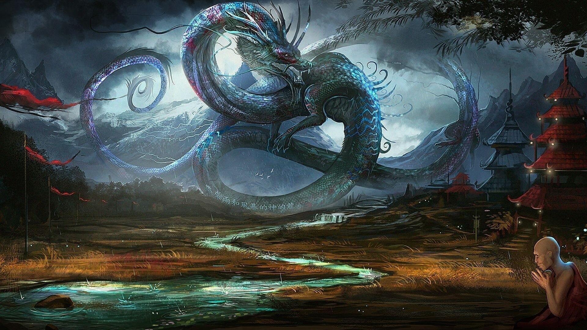Sejarah Naga Sejak Awal Dikenal di Dunia, Apakah Benar Cuma Mitos?