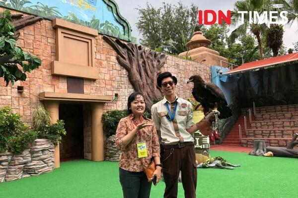 10 Potret Seru Ocean Park Animal Discovery Fest Hong Kong, Keren Abis