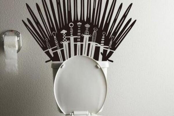 10 Perabotan Rumah Ini Terinspirasi dari Game of Thrones, Keren Abis!