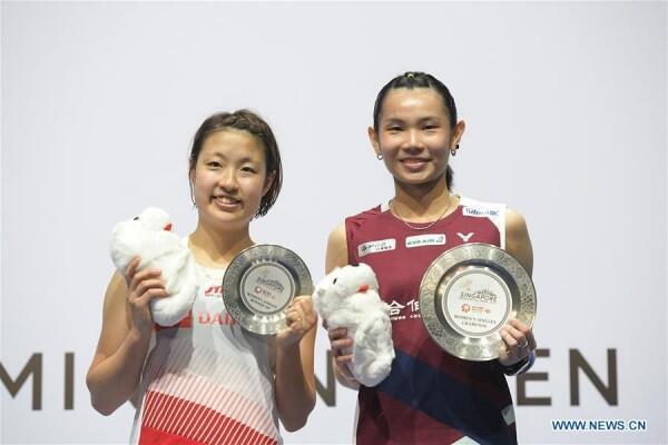Fakta 5 Juara Singapore Open 2019, Ganda Campuran Thailand Pecah Telor