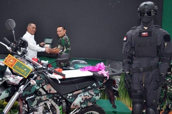 Anggaran TNI Dinilai Minim, Menhan: Sudahlah Gatot Nurmantyo!