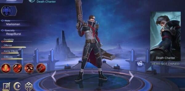 Kenalan Yuk Sama Granger, Hero Marksman Terbaru di Mobile Legends