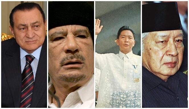 4 Pemimpin Terlama Dunia yang Akhirnya Digulingkan Oleh Rakyat di Negerinya Sendiri