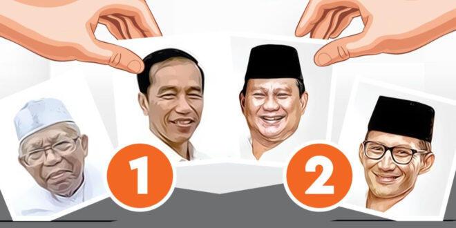 Simak Hasil Quick Count Pemilu 2019 di Microsite KASKUS #NyoblosGan!