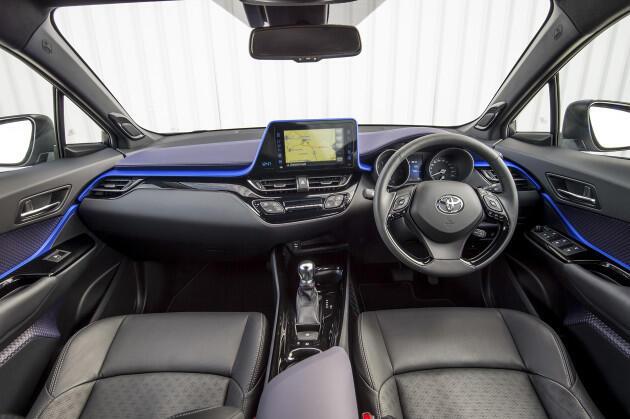 Toyota Lepas C-HR Hybrid, Harga Makin Muahaaalll