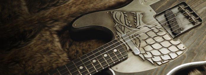Gitar dengan Tema Game of Throne Ini Harganya Bikin Jiwa Miskinku Menjerit!