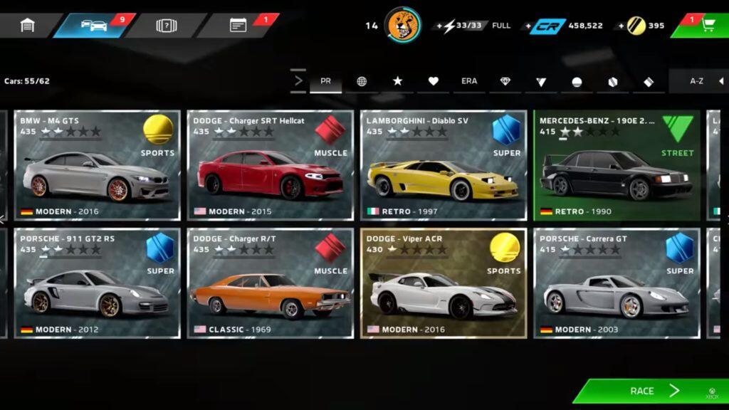 Game Balap FORZA STREET Menyambangi PC dan Mobile