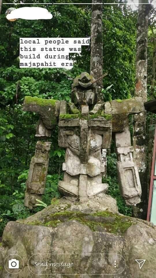 """VIRAL! Penemuan ROBOT Kuno Era """"MAJAPAHIT"""" Ini Diberitakan Media JEPANG?!"""