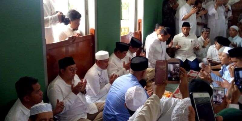 Kala Prabowo Deklarasikan Kemenangan 4 Kali