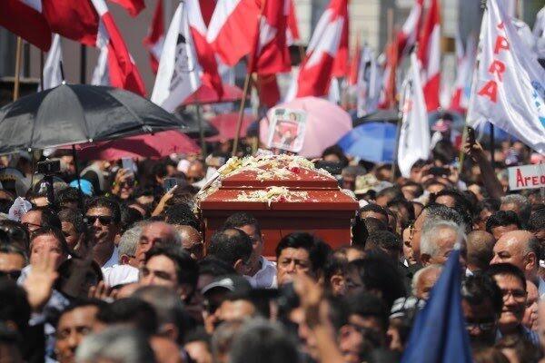 Malu Dituduh Korupsi, Mantan Presiden Peru Tembak Kepala Sendiri