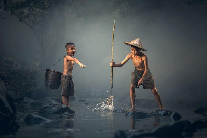 Aneka Hewan yang Menjadi Incaran Anak-Anak Zaman Dulu