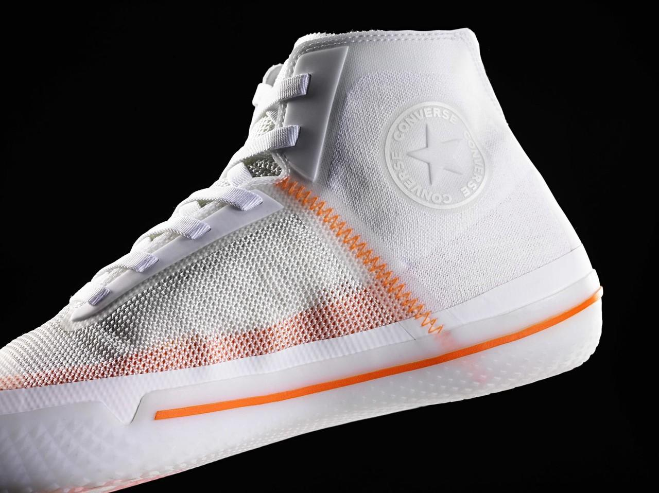 Metamorfosis Converse yang Hadirkan Kembali Sepatu Basket, Cekidot Gan!