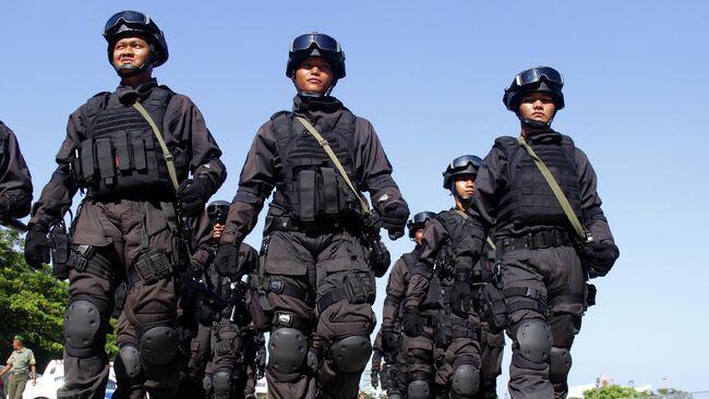 Mabes Polri Ungkap Alasan Pengerahan Brimob ke Jakarta