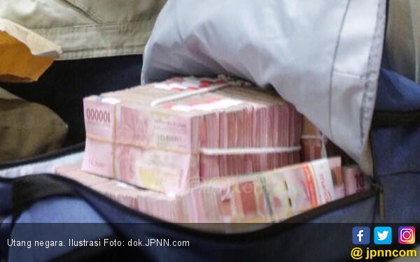 [wooww...] Utang Negara Mencapai Rp 4.567,31 Triliun