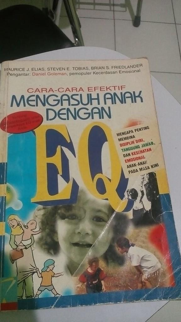 Kiat Anti Bingung Mendidik Anak, Agan Sista Udah Baca Buku Ini?