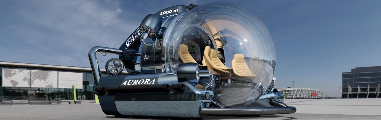 Yuk Intip Design Inovasi Terbaru Teknologi di Dunia Air