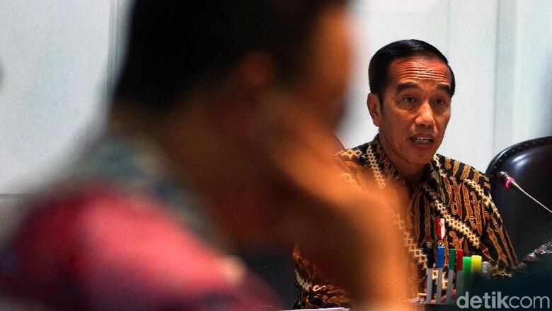 Jokowi Ingin Ibu Kota Dipindah ke Luar Jawa