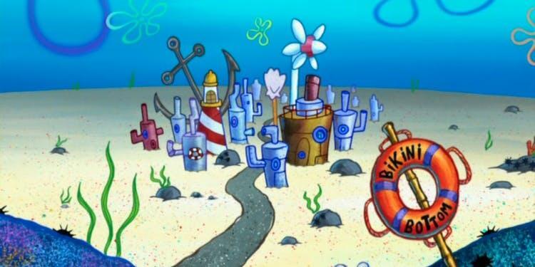 20 Fakta Menarik dari 20 Tahun Spongebob Squarepants