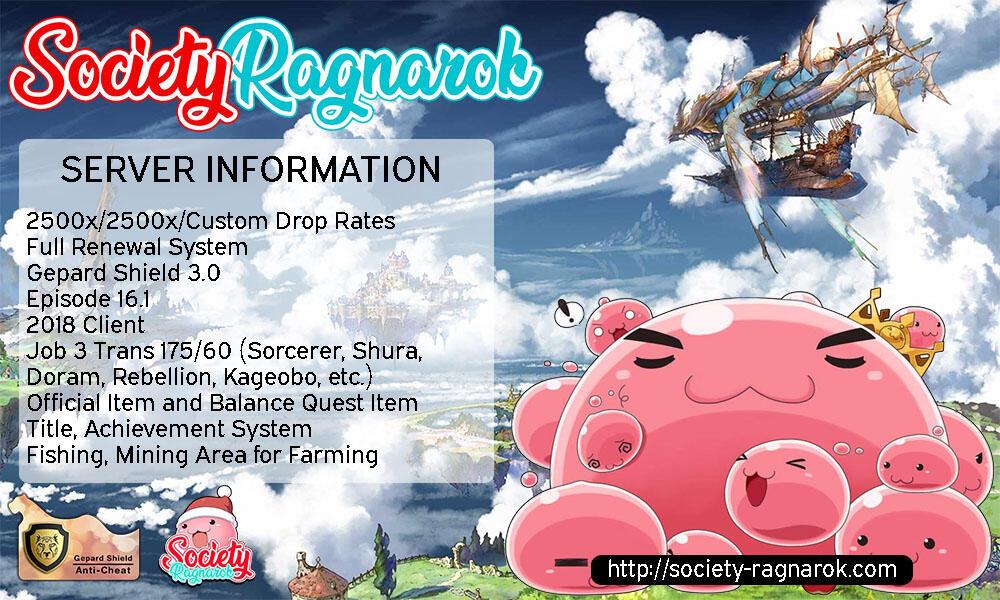[Society Ragnarok Online Private Server]