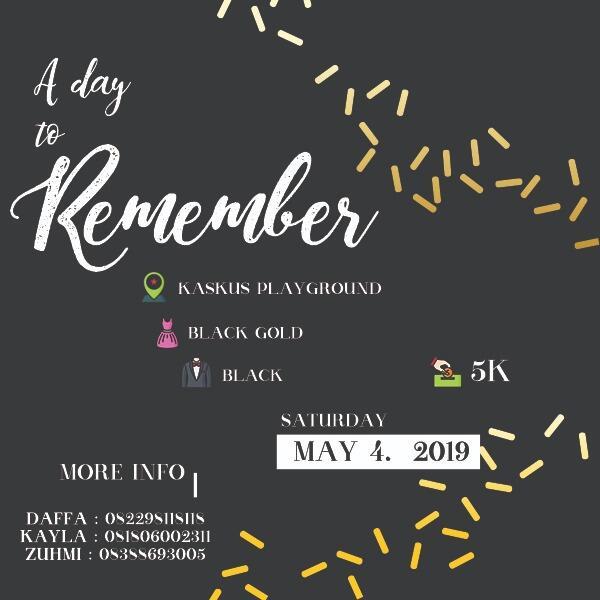 A Day to Remember DIXAVARA 2K19
