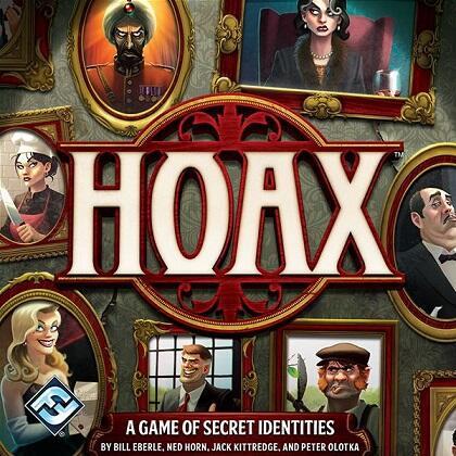 Review HOAX : Berbohong Adalah Kunci Kemenangan Board Game Ini