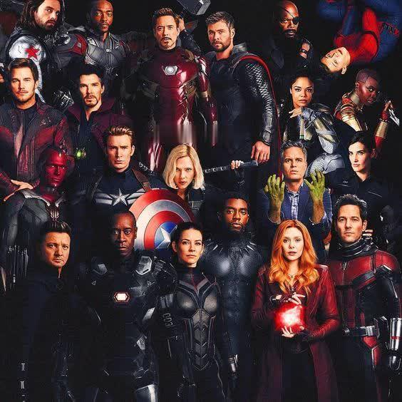 [Discussion] Marvel Cinematic Universe | Official