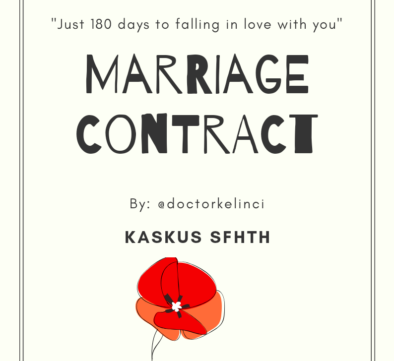 Marriage Contract [ROMANCE / 19+]
