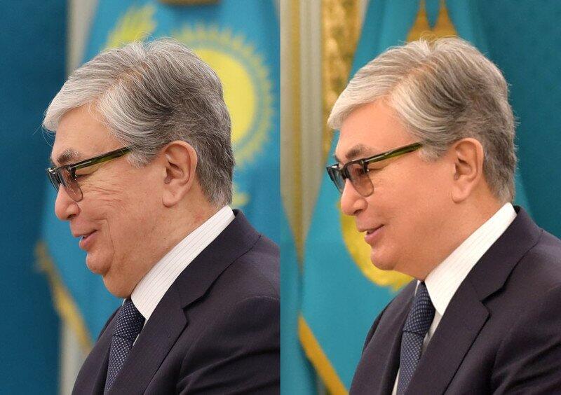 Ketahuan, Kepala Negara ini Fotonya di Edit seperti pakai efek Beauty