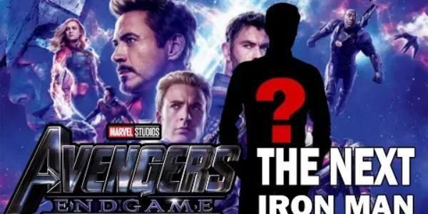 Siapakah Sosok Misterius Saat Pemakaman Tony Stark Di Film Avengers End Game